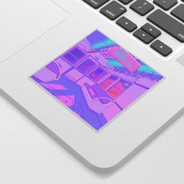 Dream City Sticker