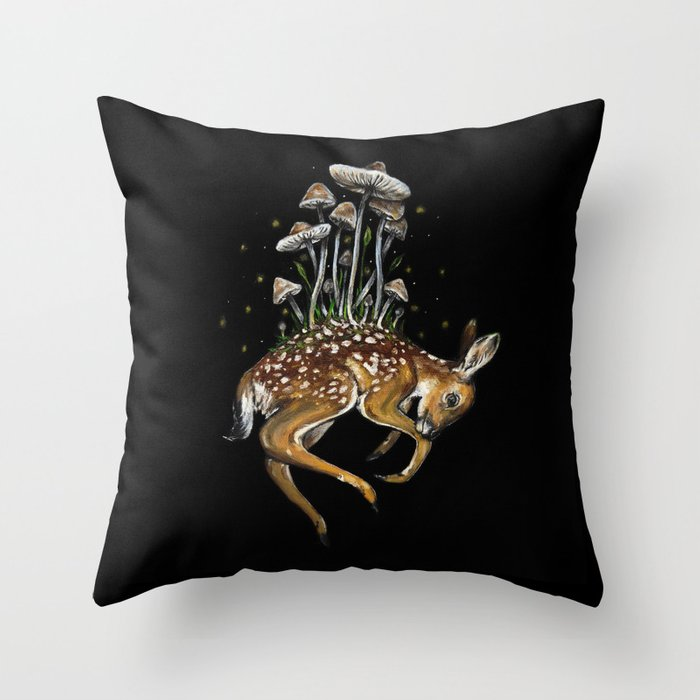 Revivescere Throw Pillow