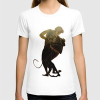 hercules T-shirts featuring Hercules and The Nemean Lion by taiche