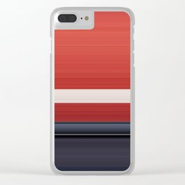 Useless Helmet Clear iPhone Case