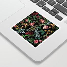 Floral Jungle Sticker