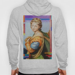 Sta Barbara. after Raphael Hoody