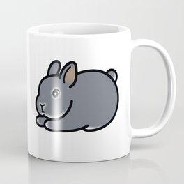 Netherland Dwarf Bunny Loaf Coffee Mug