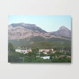 Travel to Turkey Antalya region Metal Print