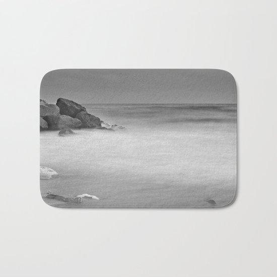 White rock Bath Mat
