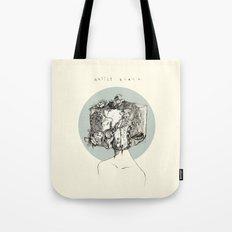 art block Tote Bag
