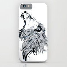 Growling Lion iPhone 6s Slim Case