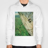 vertigo Hoodies featuring vertigo by Jesse Treece