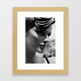 Thoughts Framed Art Print