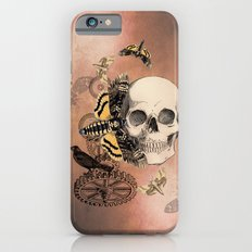 Death's Head Moth iPhone 6s Slim Case