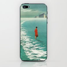 Waiting For The Cities To Fade Out iPhone & iPod Skin