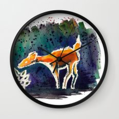 Doe Love Wall Clock