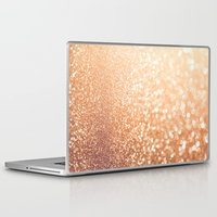 bisexual Laptop & iPad Skins featuring The late Sunset by Better HOME