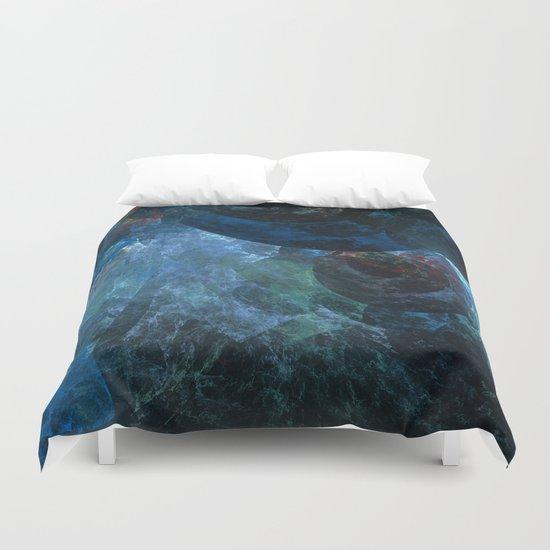 Beneath The Sea Duvet Cover