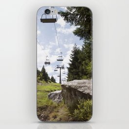 Ještěd Mountain iPhone Skin