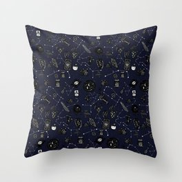 All The Magic Things Throw Pillow