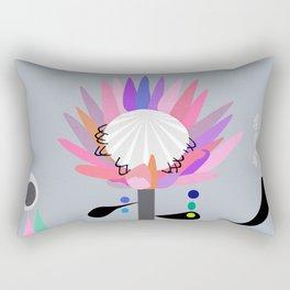 In Full Bloom Rectangular Pillow