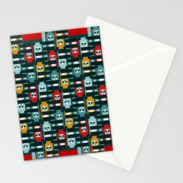 Panda-monium Stationery Cards