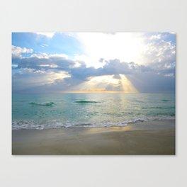 Beach #7 Canvas Print
