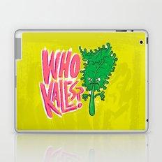 Who Kales? Laptop & iPad Skin