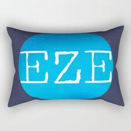 EZE Buenos Aires airport Rectangular Pillow