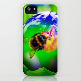 Mysterious World iPhone Case