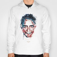 obama Hoodies featuring Obama by I AM DIMITRI