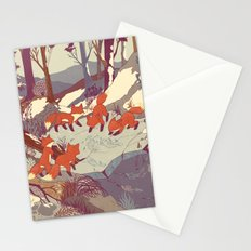 Fisher Fox Stationery Cards