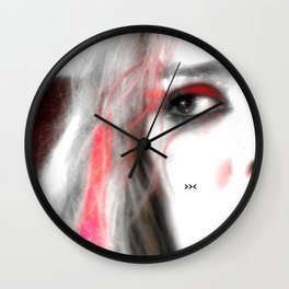 Tales Of Karla... Wall Clock