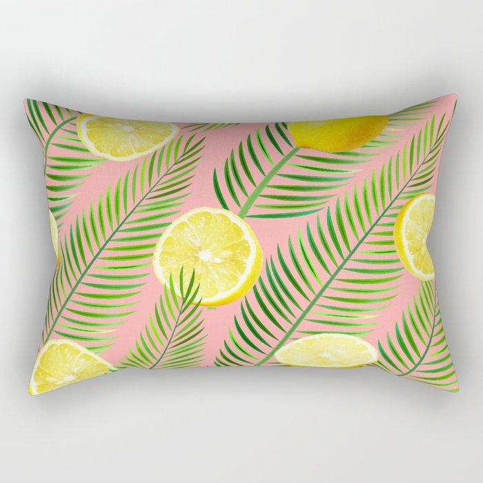 Lemons #society6 #decor #buyart Rectangular Pillow
