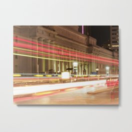 Union Station Metal Print
