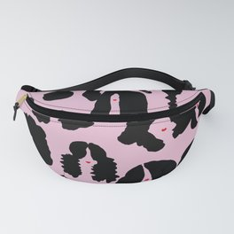 Girls Lilac Fanny Pack