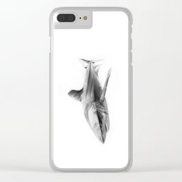 Shark I Clear iPhone Case