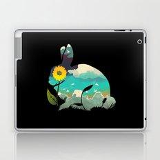 Rabbit Sky Laptop & iPad Skin