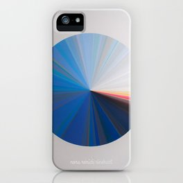 Chromascope iPhone Case