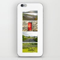 scotland iPhone & iPod Skins featuring Scotland by Basma Gallery