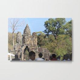 Cambodia  Metal Print