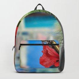 Hibiscus Pistil Backpack