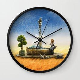 Ismai Wall Clock