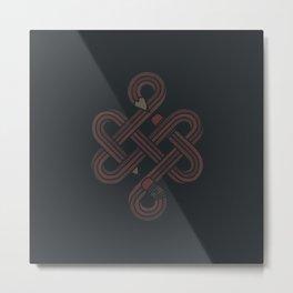 Endless Creativity Metal Print