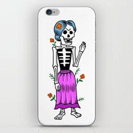 La novia iPhone Skin