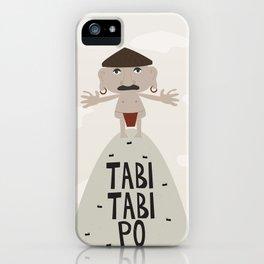 Tabi Tabi Po (Philippine Mythological Creatures Series #2) iPhone Case