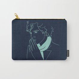 sherlock h Carry-All Pouch