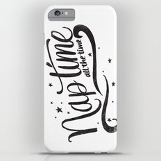 Nap time all the time Slim Case iPhone 6 Plus
