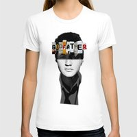 godfather T-shirts featuring Godfather Mix 2 black by Marko Köppe