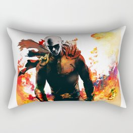 Onepunch Man Rectangular Pillow