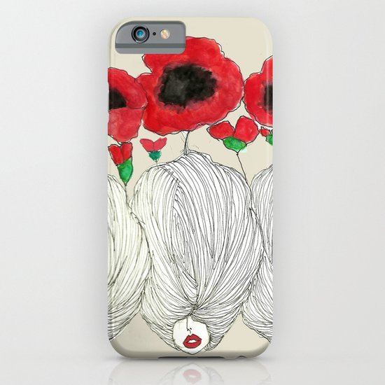 Poppy Girls iPhone & iPod Case