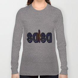 Salsa Cut Long Sleeve T-shirt