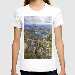 Top Of Snowdon T-shirt