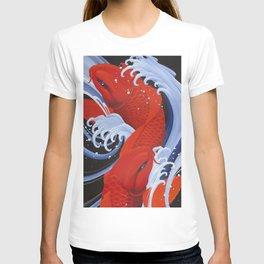 Water Eye Koi T-shirt